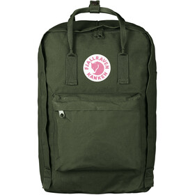 "Fjällräven Kånken Laptop 17"" reppu, forest green"